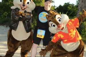 Castaway Key Challenge with Chip and Dale