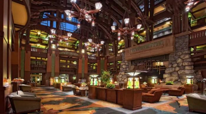 Grand Californian Lobby Five Reasons June Disneyland Resort