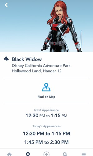 When and where to meet Marvel Characters in DCA