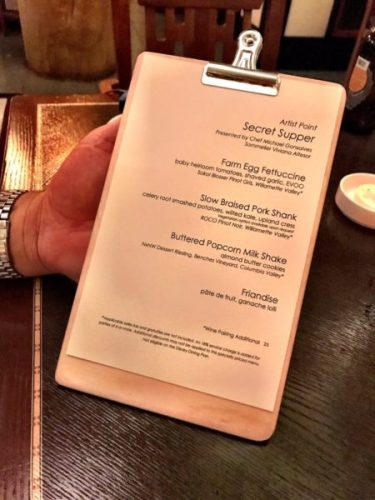Are There Really Secret Menu Items in Walt Disney World?
