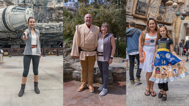 Costume Policy in Star Wars: Galaxy's Edge