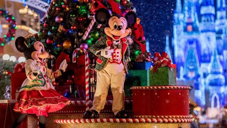 Enjoy Holiday Magic Around the Walt Disney World Resort in 2019.