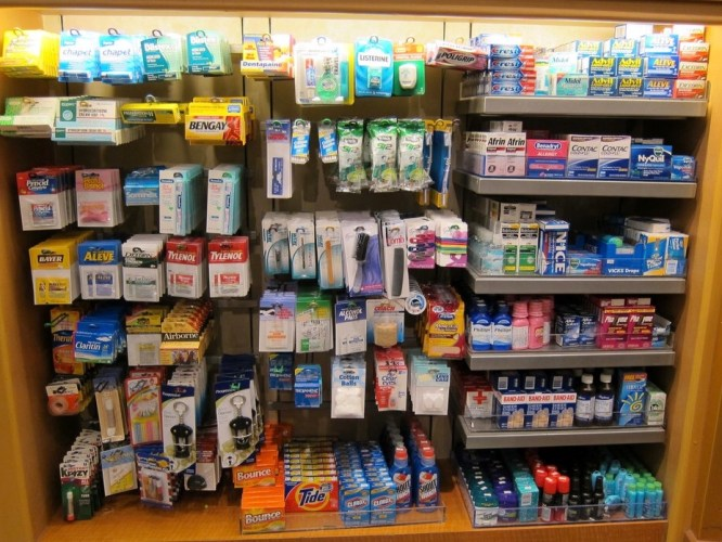 Where Can You Buy Sundries at WDW? 1