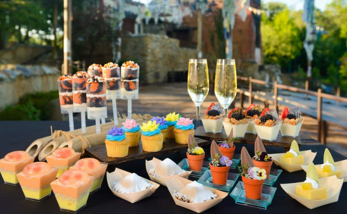 What Dessert Parties are Offered at Walt Disney World?