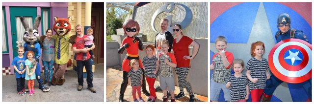 Where to Find Your Favorite Characters at the Disneyland Resort 7