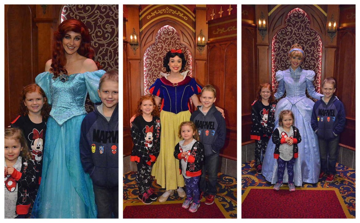 All Things Princess-Where to Find Popular Disney Princesses at Walt Disney World