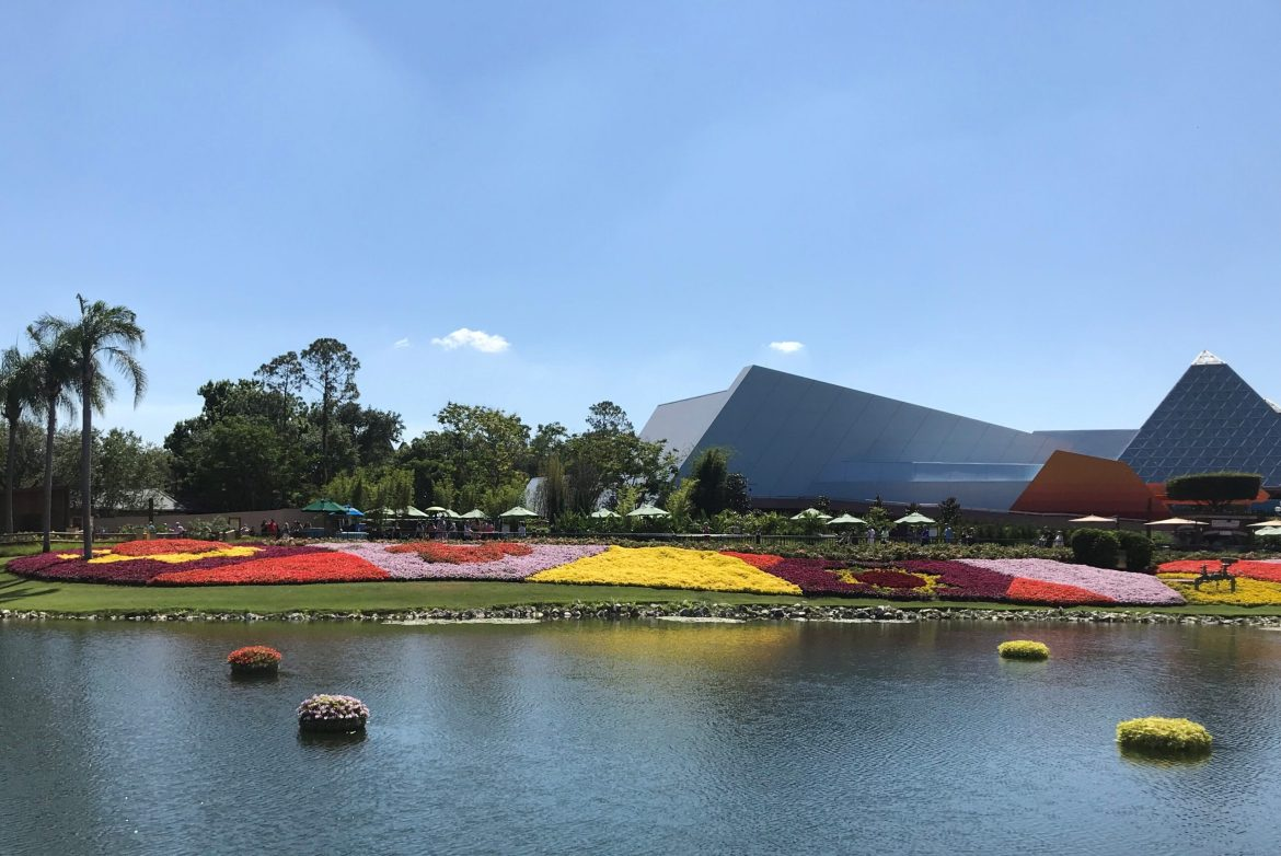 Experience Epcot's 27th International Flower and Garden Festival Next Year!