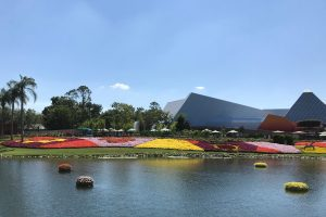 Experience Epcot's 27th International Flower and Garden Festival Next Year! 2