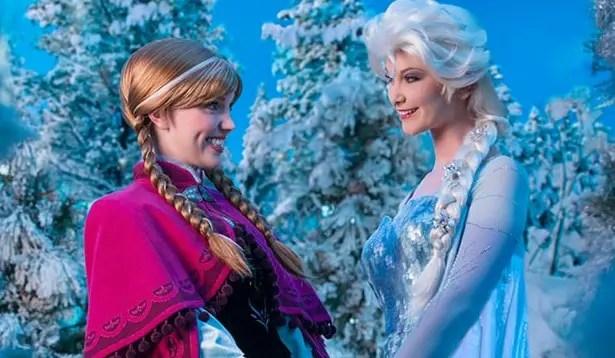 10 Ways to Celebrate Frozen at Walt Disney World 1