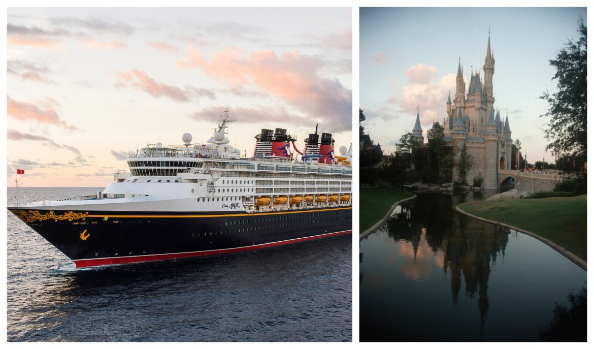 How to Book a Disney Land and Sea Vacation