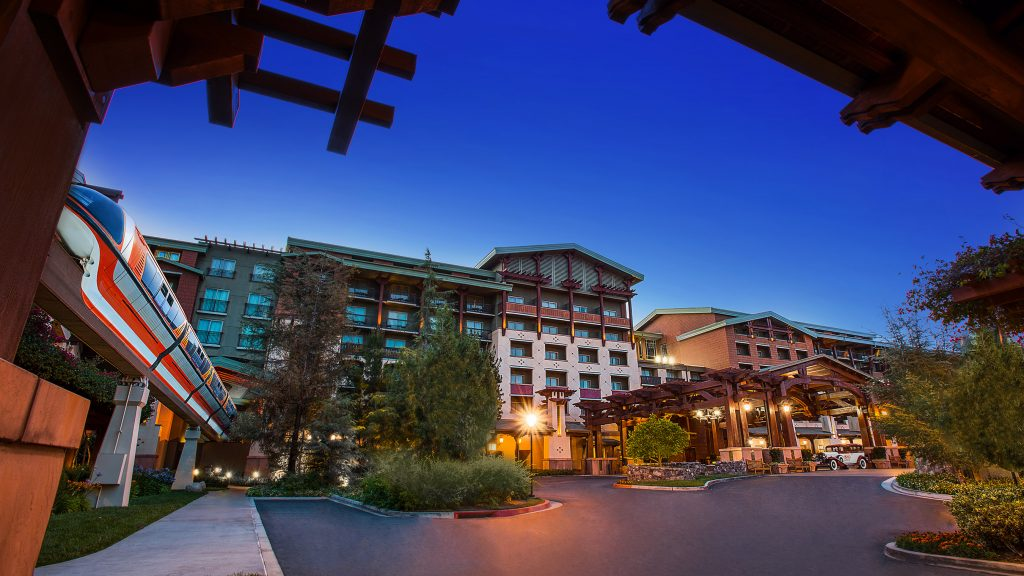 5 Reasons to Stay at Disney's Grand Californian Hotel and Spa