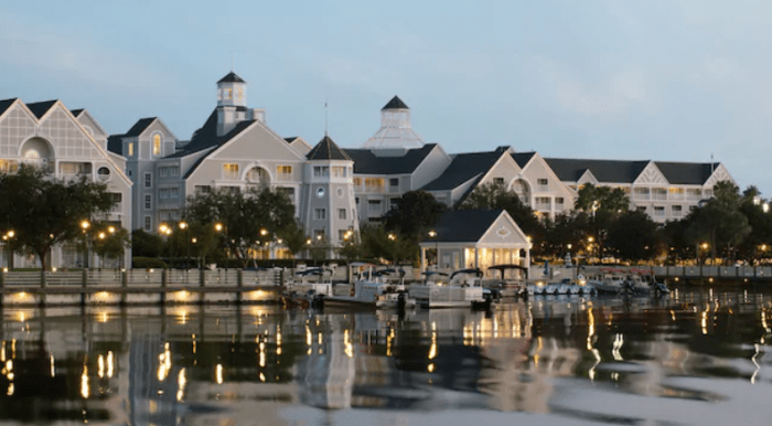 Top 5 Reasons to Stay at Disney's Beach Club Resort 6
