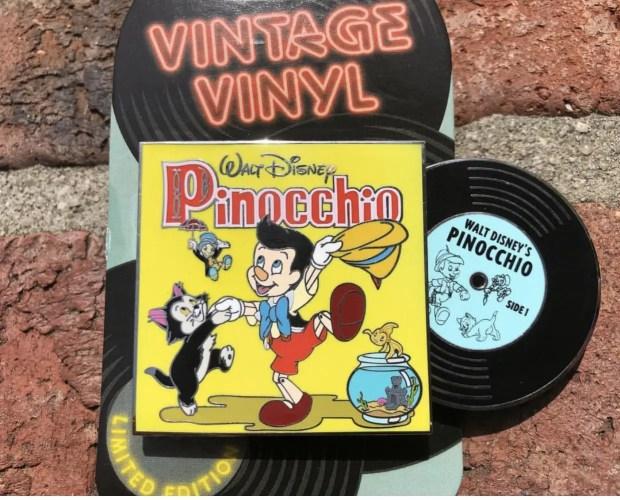 Celebrating Pinocchio's 80th Anniversary 5