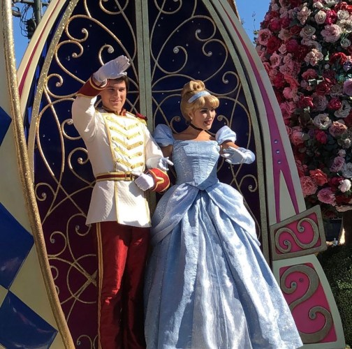 Celebrating Cinderella's 70th Anniversary 7