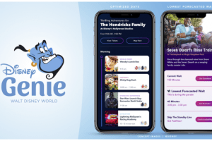 New Disney Genie App Coming Later This Year 48
