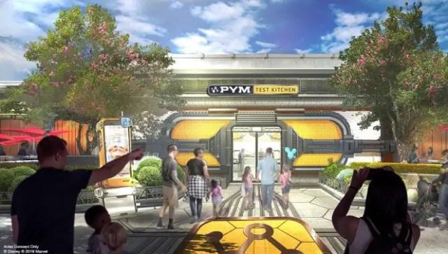 Avengers Campus Coming to Disney California Adventure Summer 2020 2