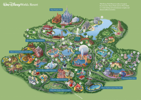 How to Plan a Virtual Disney Park Day 4