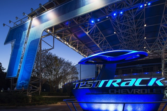 5 Fun Facts About Epcot's Test Track 1