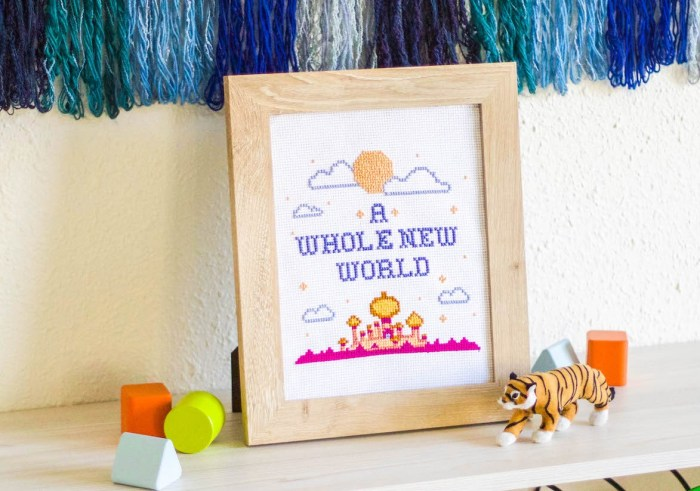 Top 5 Disney Crafts You Can do With Your Family at Home 5