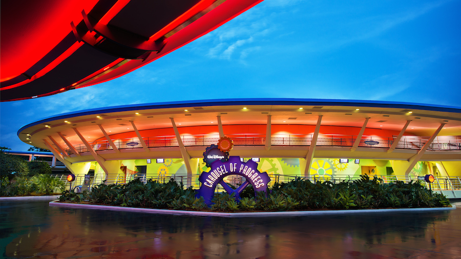 The Backstory of Disney's Carousel of Progress