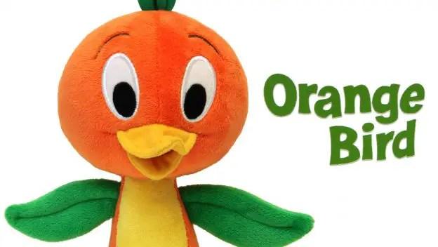 Who is the Orange Bird at Walt Disney World 5