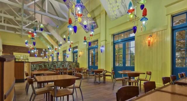 All of the Walt Disney World Restaurants Reopening June 22nd 6