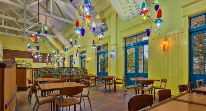 All of the Walt Disney World Restaurants Reopening June 22nd 7
