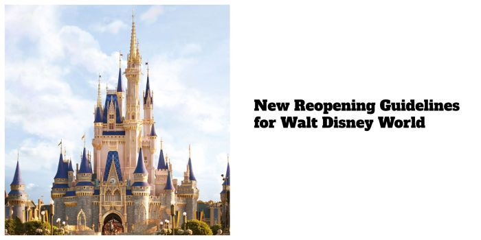 Upcoming Changes Coming to the Walt Disney World Resort Upon Reopening 2