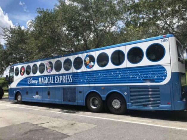 Transportation Options Available When Disney World Reopens 4