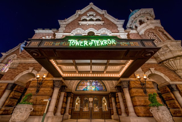Celebrating the Anniversary of The Twilight Zone Tower of Terror 3