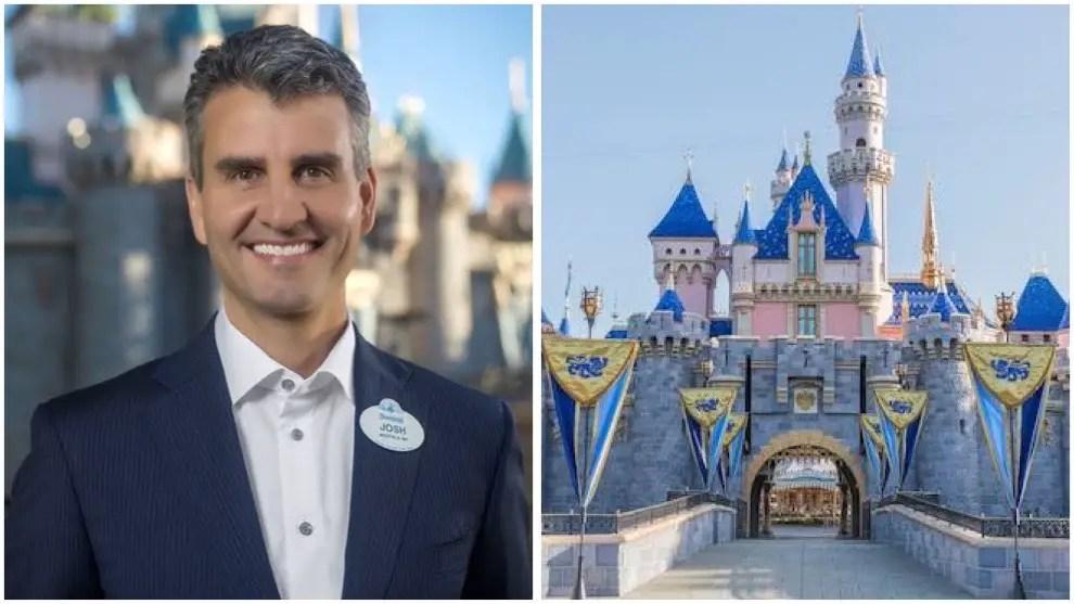 Josh D'Amaro Is Eager To Reopen Disneyland!