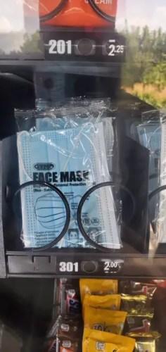 mask vending