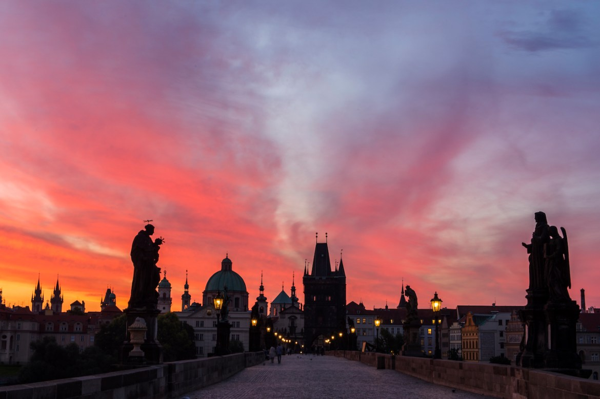 6 Amazing Sunrises from Around the World with Adventures by Disney