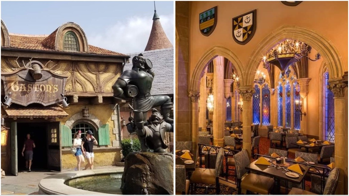 Guest Favorite Dining Options Returning To Disney World With Some Changes