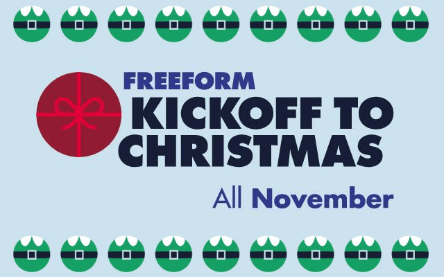 Everything Coming to Freeform's Kickoff to Christmas 1