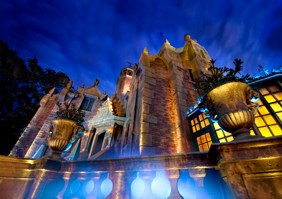 A Closer Look at Some of our Favorite Haunted Mansion Characters