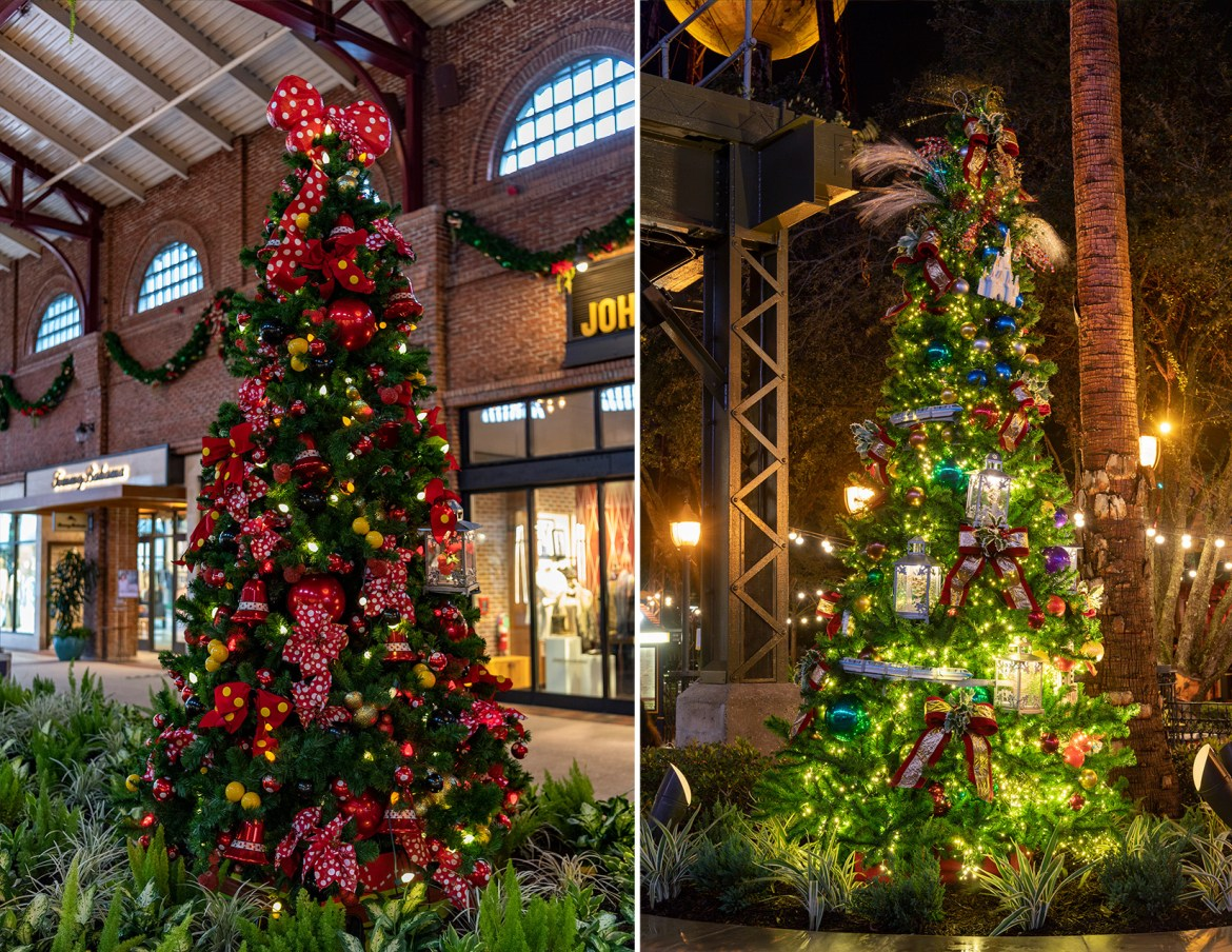5 Ways to Celebrate the Holidays at Disney Springs