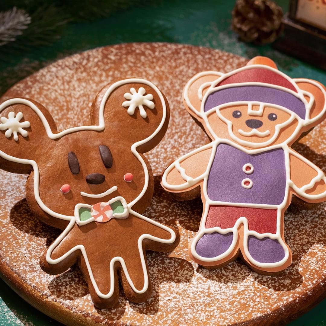 Celebrating National Cookie Day with Disney Christmas Cookie Recipes