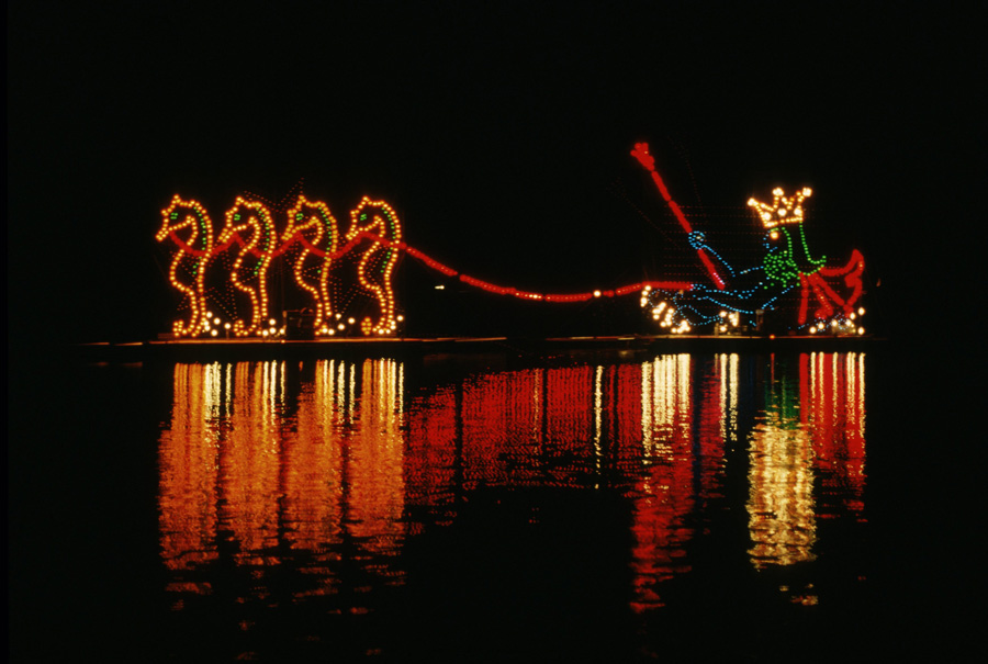 Celebrating the History of Disney's Electrical Water Pageant