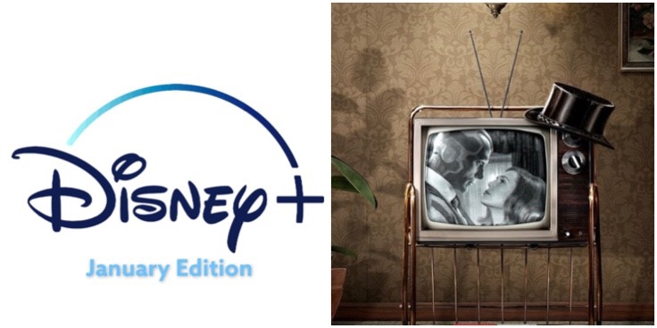 Movies And Shows Coming To Disney+ In January 2021!