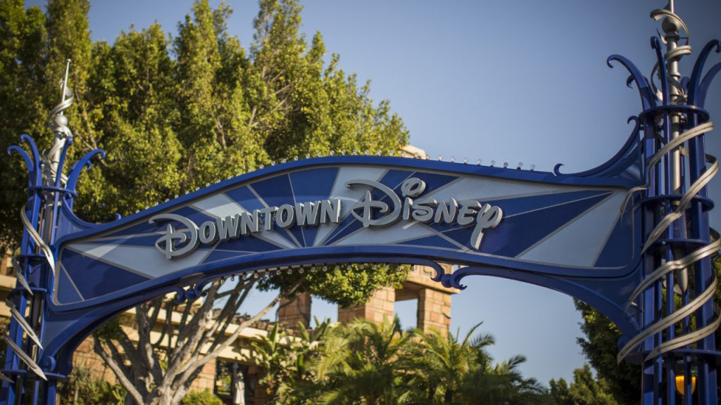 Changes Coming To Downtown Disney In Disneyland
