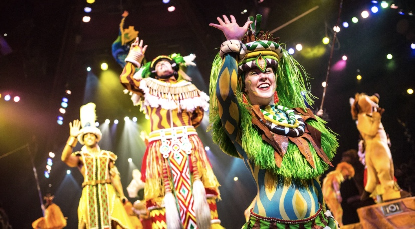 Festival Of The Lion King Returns To Disney's Animal Kingdom!