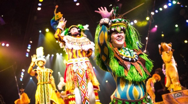 Festival Of The Lion King Returns To Disney's Animal Kingdom!