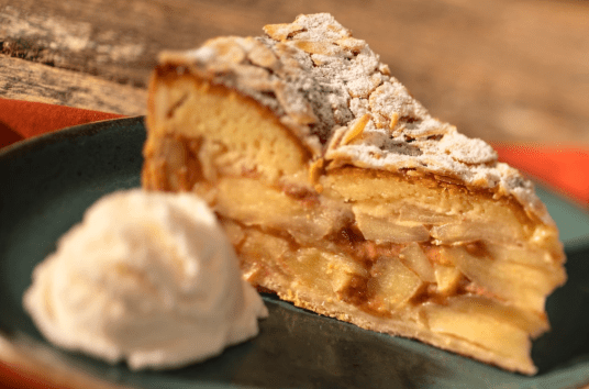 whispering canyon apple pie