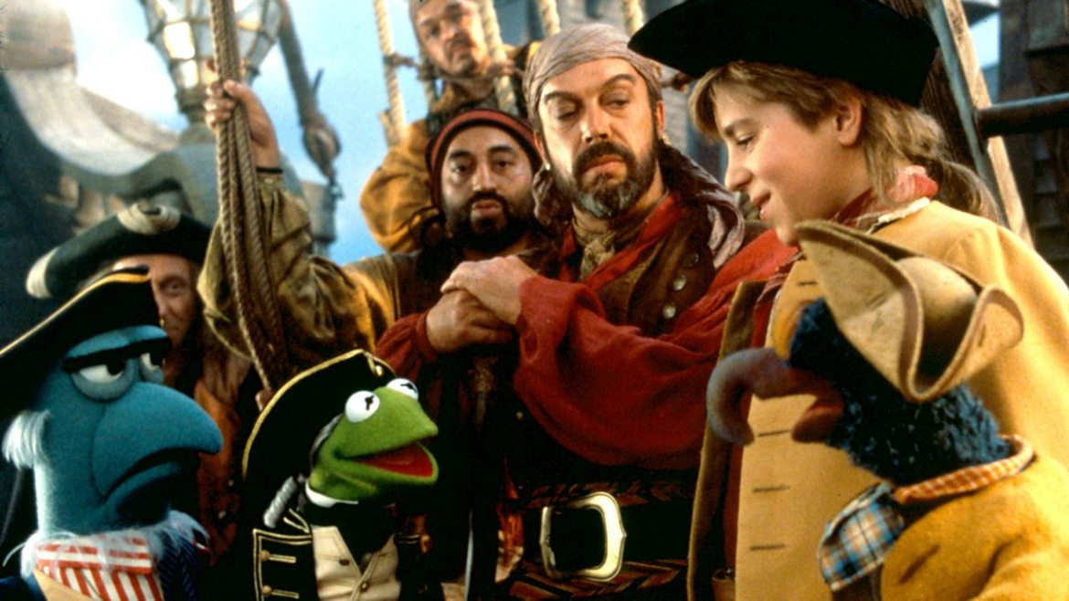 Happy 25th Birthday, Muppet Treasure Island!