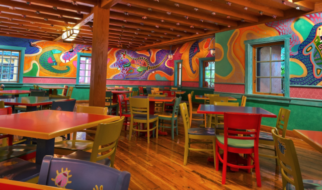 All of the restaurants that are currently closed at Walt Disney World 3