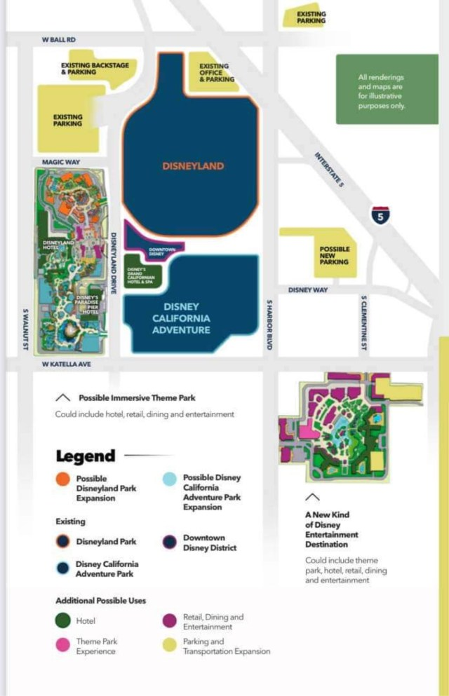 What is Disneyland Forward Expansion Project? 2