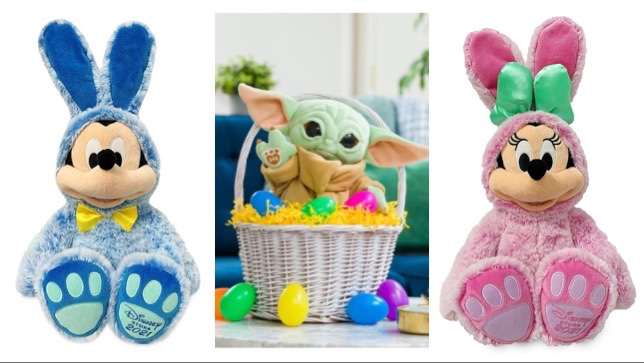 2021 Disney Easter Basket Gift Guide For This Spring