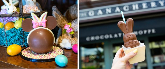 Guide to Tasty Easter Eats and Treats at Disney Parks 4
