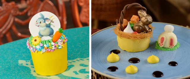 Guide to Tasty Easter Eats and Treats at Disney Parks 2